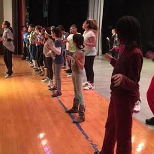 Lion King Jr Auditions